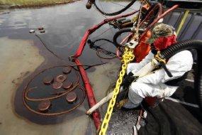 Oljesanering Deep Water Zero