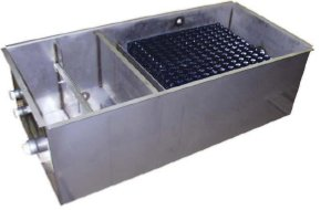 Olje og vann separator