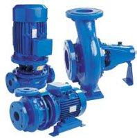 Pumpteknik sentrifugal pumpe